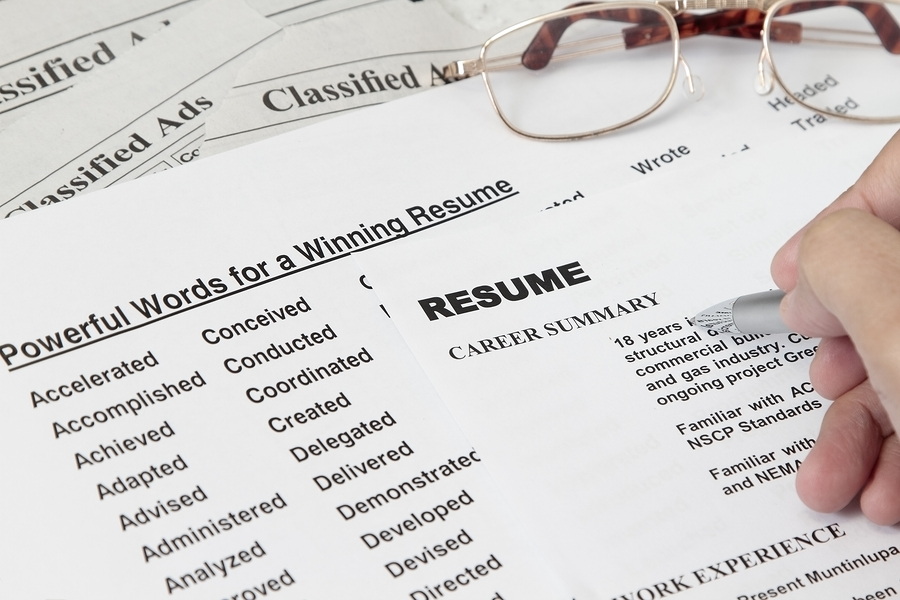 10 things not to include when writing a résumé