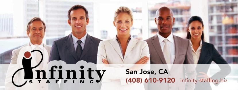 Jobs In San Jose Ca Temp Agencies San Jose Infinity