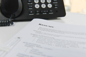 Resume Writing Format - Morgan Hill, CA - Infinity Staffing Services