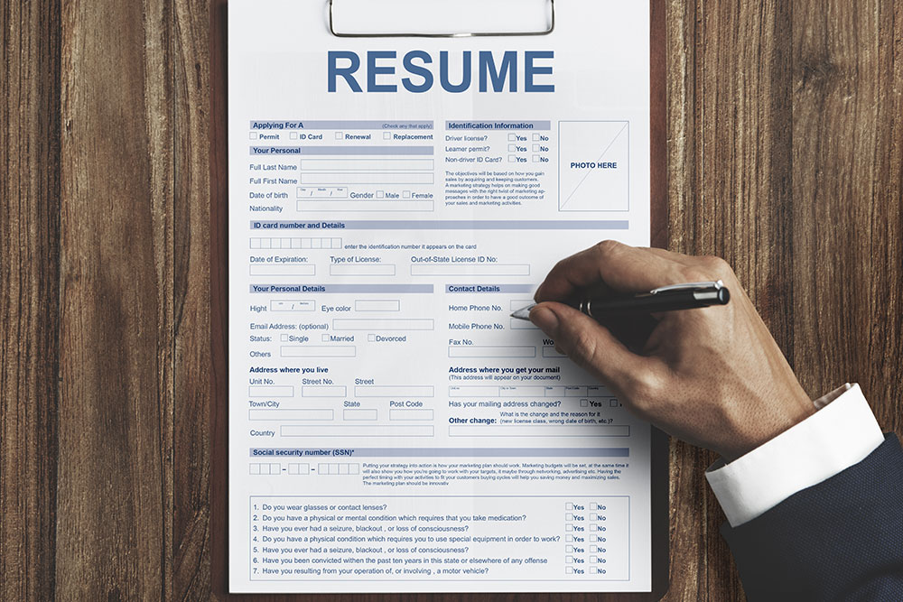 which resume writing format is best san jose ca infinity staffing