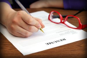 Writing A Resume - San Jose, CA - Infinity Staffing Services