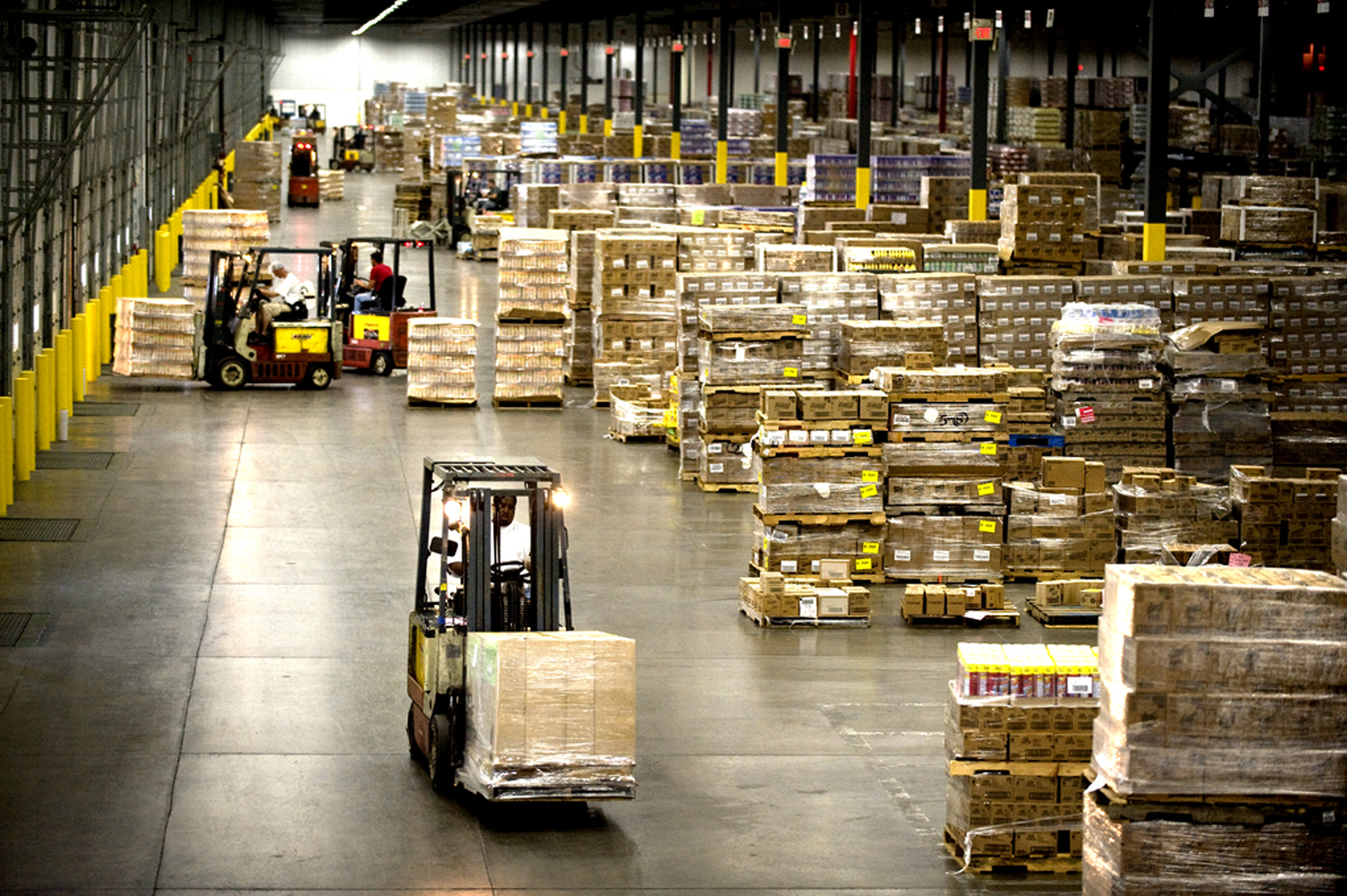 warehouse workers infinity staffing services