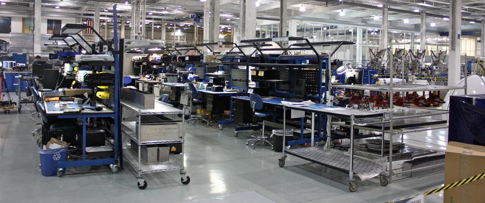 Manufacturing Technologist/Technician