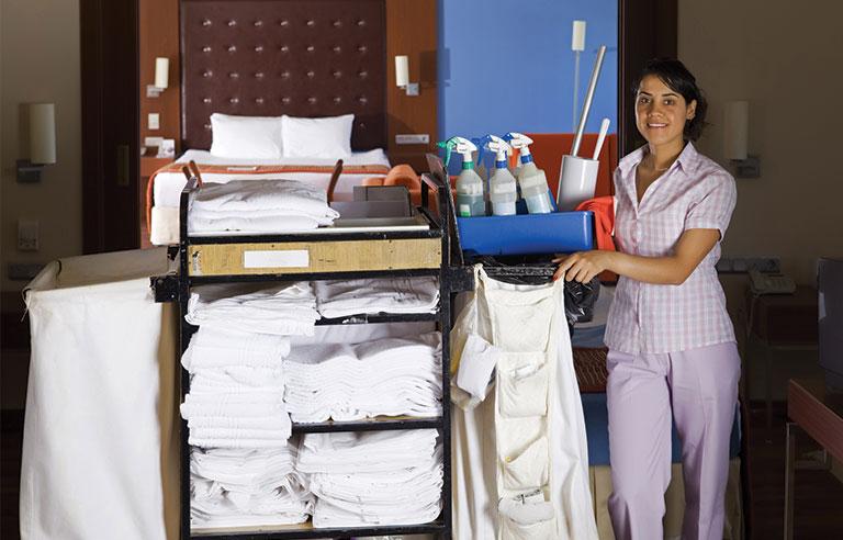 Housekeeper(Hol)